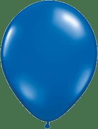 Jewel Blue balloons